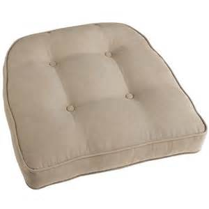 calliope deluxe chair cushion birch pier 1 imports