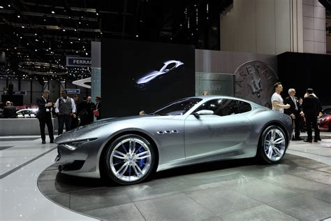 Maserati Granturismo Is Now First Priority, Alfieri