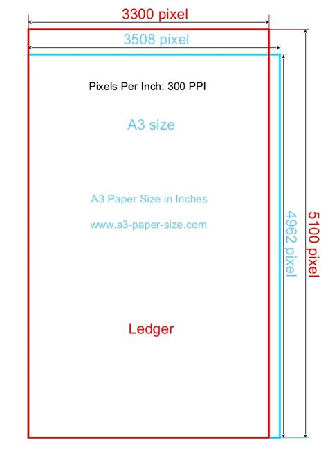 ledger size paper gallery