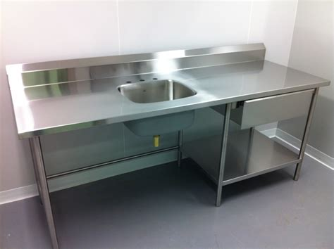 Kitchen Double Sinks Stainless Steel by Laboratory Furniture Countertops Sinks Cleanroom