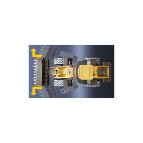 tractopelle rc telecommande  hobby engine