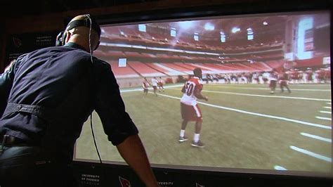 Will Virtual Reality Change The Nfl? Cnn