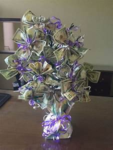 Money Tree - Retirement 2016. I made this for my co-worker ...