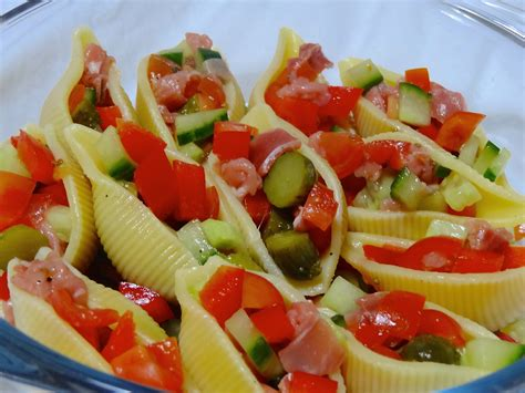 recette de la grande assiette de pates aux legumes aux piments farcis recettes di 233 t 233 tiques