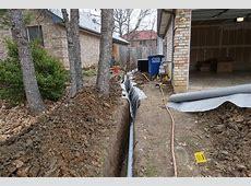 french drain installation cost Stratum Foundation Repair