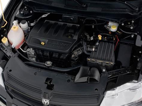 image  dodge avenger  door sedan se fwd engine size
