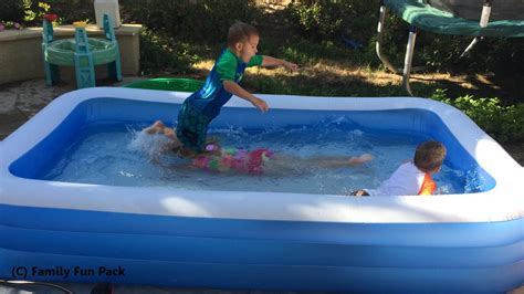 Furniture: Amazing Walmart Inflatable Pool For Outdoor