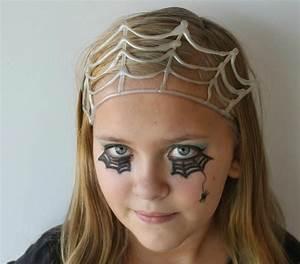 Maquillage Simple Enfant : propositions originales de maquillage halloween simple ~ Melissatoandfro.com Idées de Décoration