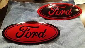 Ptm Ford Emblems - Ford F150 Forum