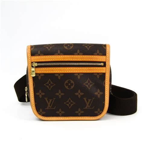 louis vuitton monogram bum bag bosphore  mens fanny