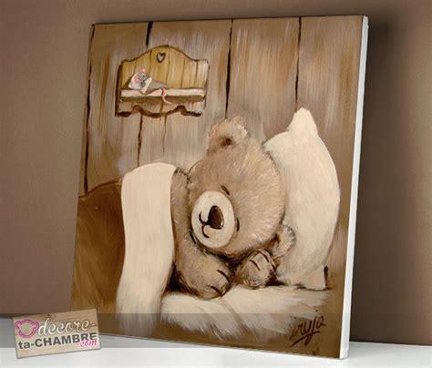 cadre ourson chambre bébé cadre chambre bb diy cadre bb empreintes tableau