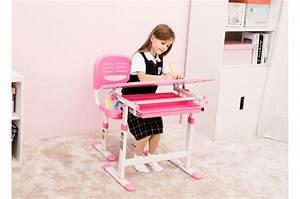 Bureau Enfant Fille : bureau enfant fille ou gar on tesla cbc meubles ~ Teatrodelosmanantiales.com Idées de Décoration