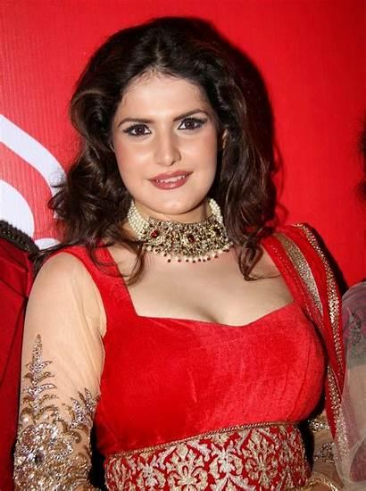 Khan Zarine Actress Photoshoot Latest Wallpapers Saree