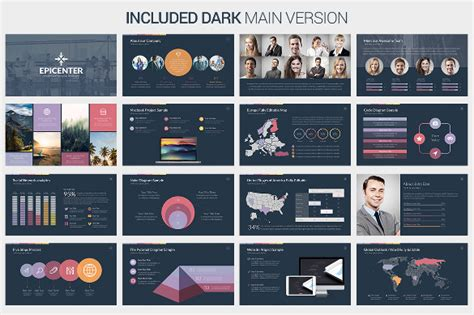 35+ Creative Powerpoint Templates