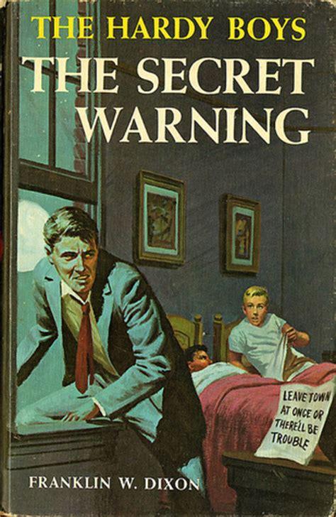 secret warning hardy boys   franklin  dixon