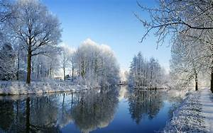 Winter Scenes Desktop Backgrounds (40 Wallpapers ...