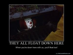 quotes  pennywise  clown quotesgram