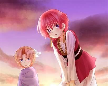 Yona Akatsuki Dawn Fanart Yoon Anime Wallpapers