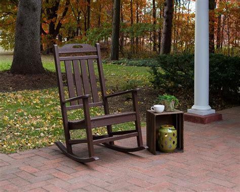 adirondack rocking chair charleston collection