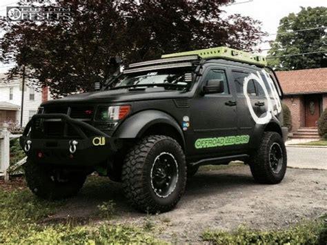 lifted jeep nitro wheel offset 2011 dodge nitro aggressive 1 outside fender