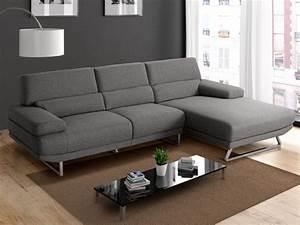 canape d39angle en tissu moderne gris et beige vinga With tapis moderne avec soldes canapé club