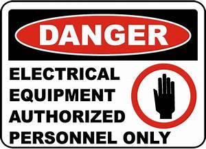 danger electrical equipment label e3277l by safetysigncom With electrical equipment labels