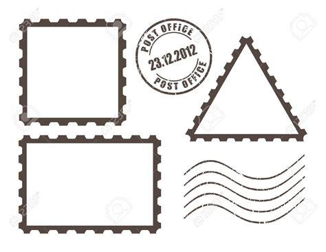 bureau postal postage cliparts