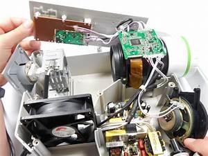 Merch Source Projector Entertainment Ii Speaker Replacement
