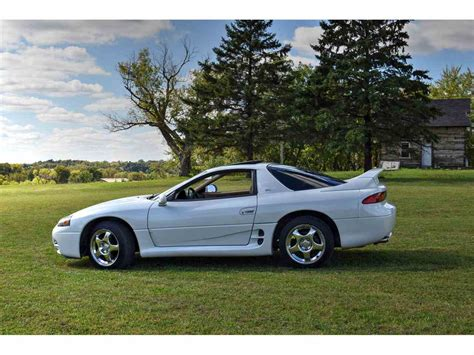 1999 3000gt Vr4 For Sale by 1999 Mitsubishi 3000gt Vr4 For Sale Classiccars Cc