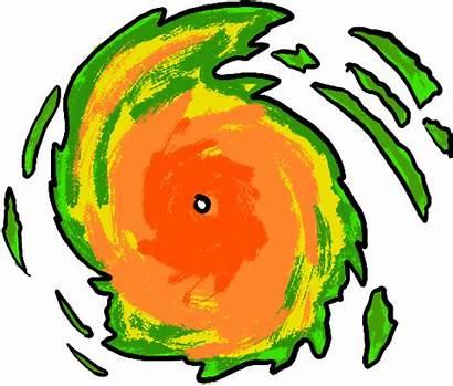 Clipart Hurricane Tropical Hurricanes Atlantic Transparent Cyclones