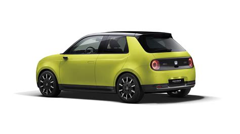 honda 2020 electric honda e electric car 50 50 weight distribution in