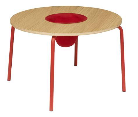 table ronde enfant table ronde pour enfants hester guten morgwen