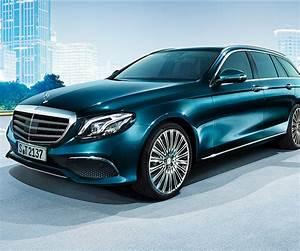 Mercedes Vi : vi tester ny mercedes e klasse ~ Gottalentnigeria.com Avis de Voitures