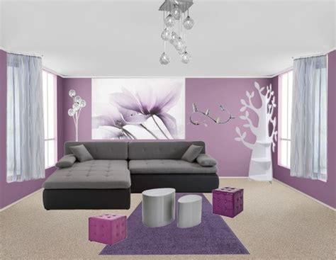 gris violet salon ciabiz
