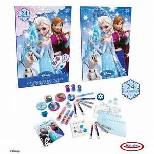 Calendrier Avent Fille : calendrier de l avent darp je la reine des neiges acheter moins cher ~ Preciouscoupons.com Idées de Décoration