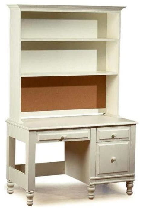 desk and hutch set monterey desk and hutch set distressed white