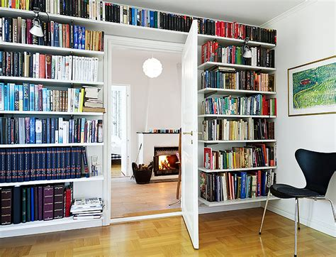 Wall Bookshelves by 15 Best Collection Of Whole Wall Bookshelves