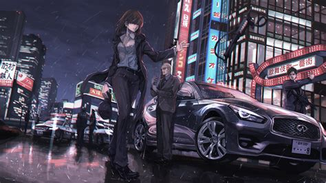 Anime Weapon Wallpaper - wallpaper gun anime koh performance car supercar