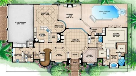 home layout designer tropical house designs and floor plans modern tropical