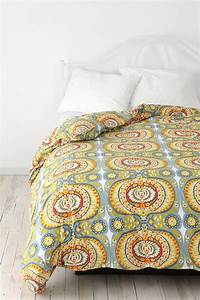 Sunshine Medallion Duvet Cover