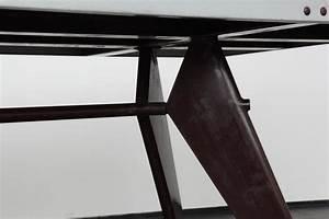 Table Jean Prouvé : squarcina vitra solvay table squarcina ~ Melissatoandfro.com Idées de Décoration
