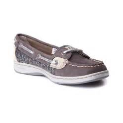 Gray Angelfish Sperry Boat Shoes