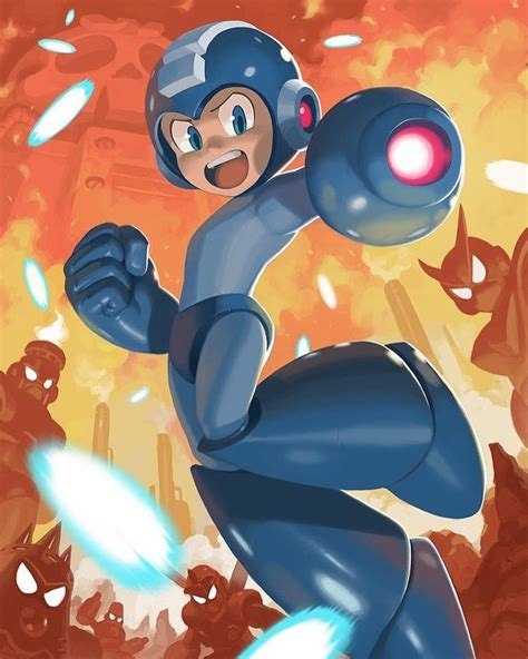 1055 Best Megaman Images On Pinterest Mega Man Heroes