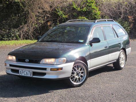 1997 Toyota Corolla G Touring Wagon $1 Reserve