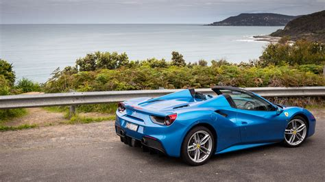 Review 488 Spider by 2016 488 Spider Review Caradvice