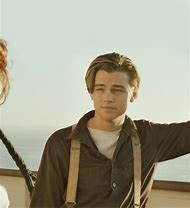 Jack Titanic Leonardo DiCaprio Young