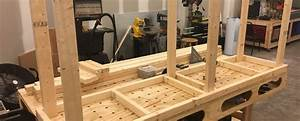 Shop Projects: Table Saw Stand and Miter Saw Station