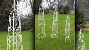 fer forge decoration jardin deco de parterre exterieur With les jardins du fer forge