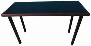 Table Basse En Acier : table basse scandinave en teck et acier 1950 design market ~ Melissatoandfro.com Idées de Décoration