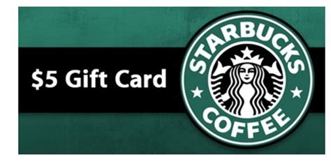 Free $5 Starbucks Egift Card From At&t  Super Deal Box